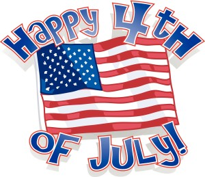No Rotary Meeting - Happy 4th of July