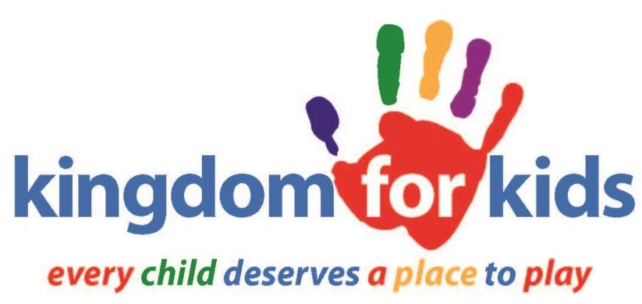 Kingdom for Kids Logo Mo Moorehead