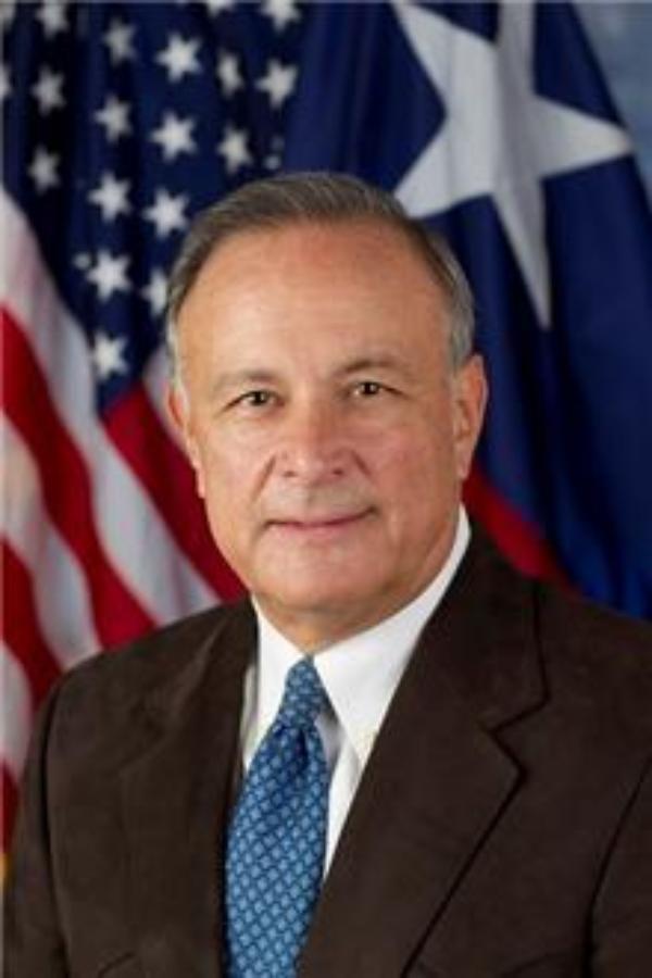 Texas Secretary of State Carlos Cascos @ The Witte - Prassel Auditorium | San Antonio | Texas | United States