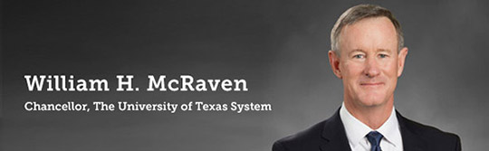 William H. McRaven, Chancellor, University of Texas System @ Embassy Suites | San Antonio | Texas | United States
